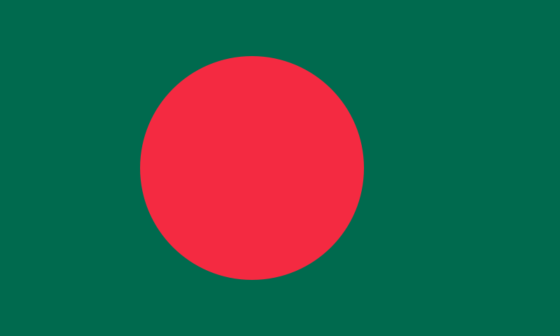 Flag of Bangladesh - People's Republic of Bangladesh - All Flags ORG