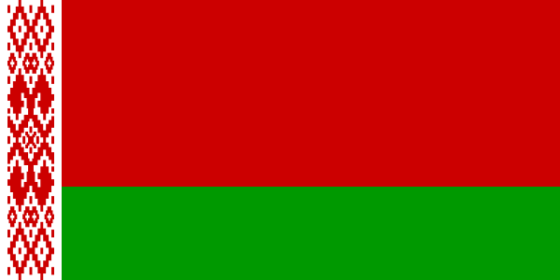 Flag of Belarus - Republic of Belarus - All Flags ORG