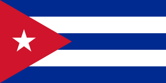 Flag of Cuba - Republic of Cuba - All Flags ORG