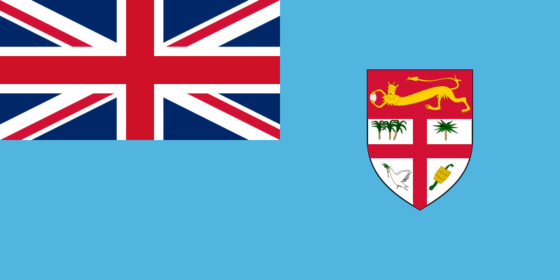 Flag of Fiji - Republic of the Fiji Islands - All Flags ORG