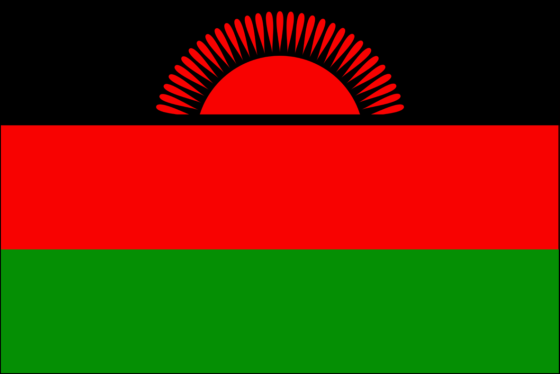Flag of Malawi - Republic of Malawi - All Flags ORG