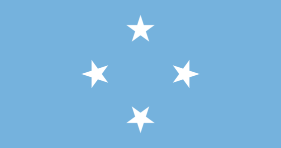 Flag of the Micronesia - Federated States of Micronesia - All Flags ORG