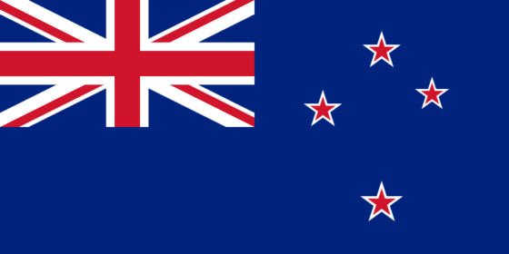 Flag of New Zealand - All Flags ORG