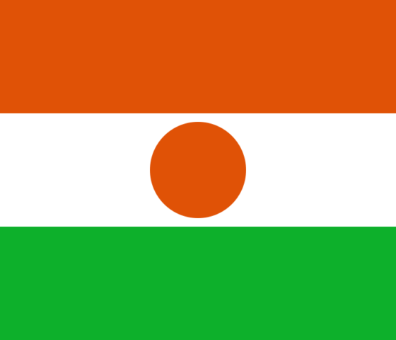 Flag of Niger - Republic of Niger - All Flags ORG