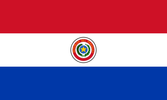 Flag of Paraguay - Republic of Paraguay - All Flags ORG