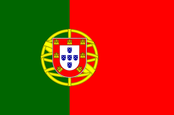Flag of Portugal - Portuguese Republic - All Flags ORG
