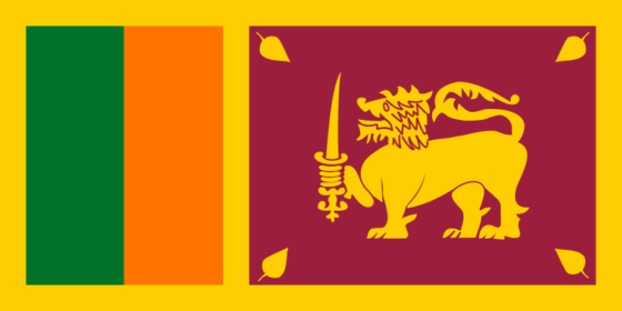 Flag of Sri Lanka - Democratic Socialist Republic of Sri Lanka - All Flags ORG
