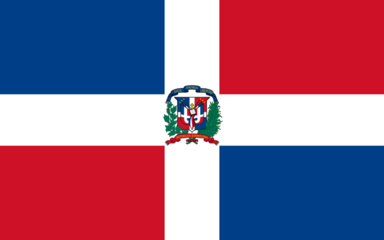 Flag of the Dominican Republic - All Flags ORG