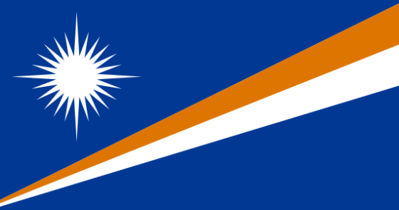 Flag of the Marshall Islands - Republic of the Marshall Islands - All Flags ORG