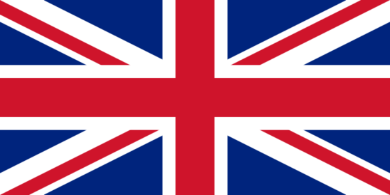 Flag of the United Kingdom - Ascension Island - (Dependency of the UK overseas territory of Saint Helena) - All Flags ORG