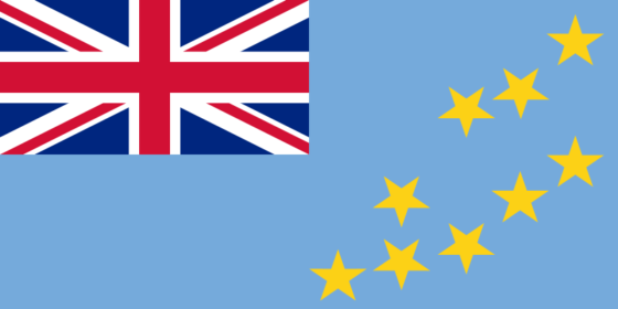 Flag of Tuvalu - All Flags ORG