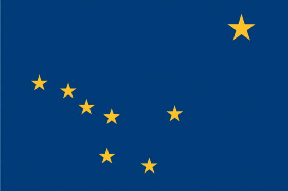 State Flag of Alaska - All Flags ORG