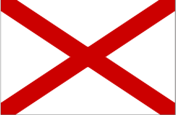 State Flag of Alabama - All Flags ORG